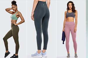 Buy woman Legging With their confort and style